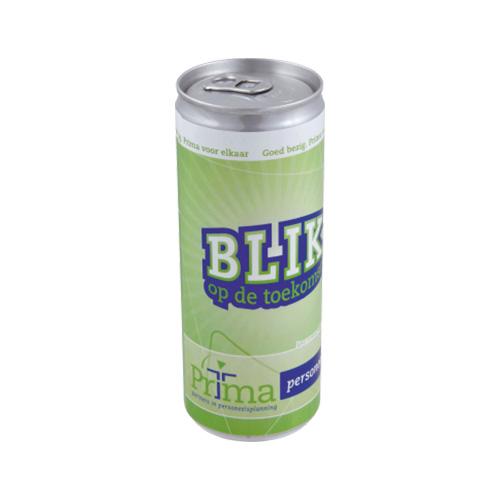 Energy drink bedrukken