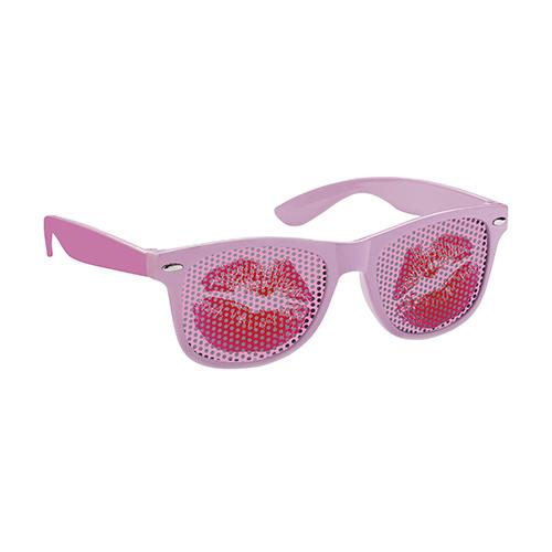 Pinhole roze bril