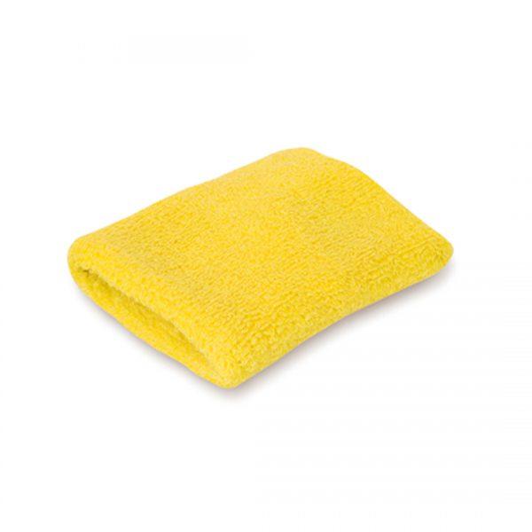 Zweetbandjes bedrukken geel