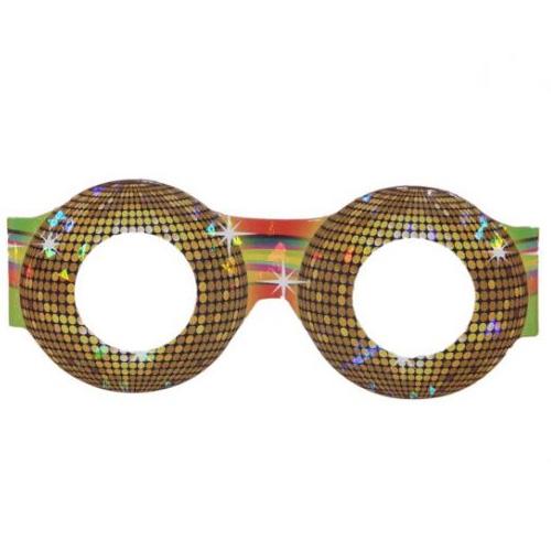 Diffractie 3D-brillen bedrukken