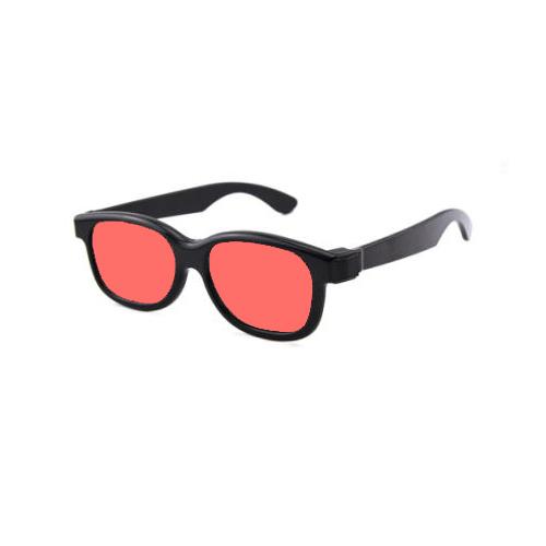 Plastic decoder 3d bril
