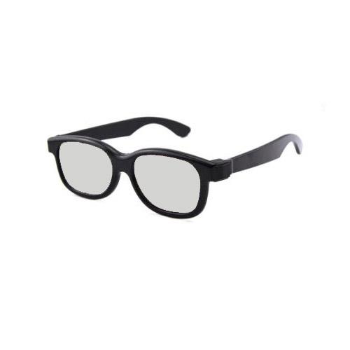 Plastic polaroid 3d bril