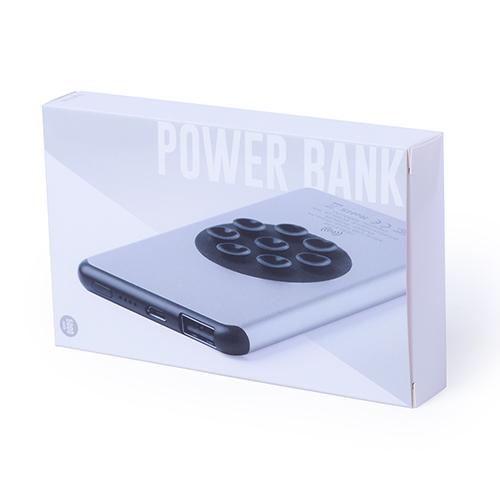 Draadloze powerbank doos