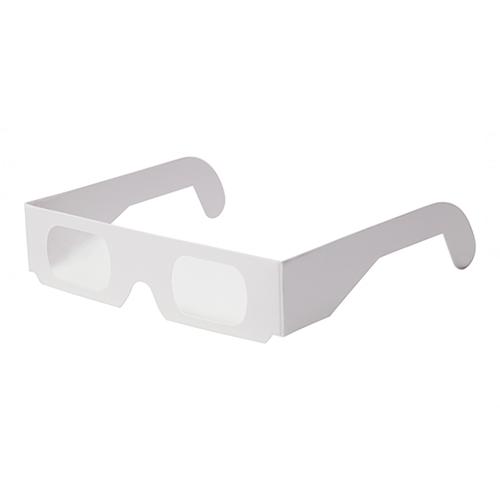 Kartonnen polaroid 3d bril