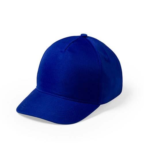Baseball cap 5 panel budget bedrukken donkerblauw