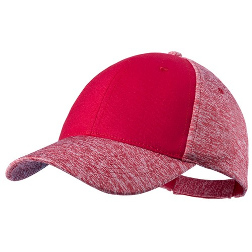 Baseball cap tweekleurig 6 panel bedrukken