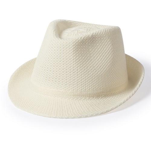 Cowboy hoed bedrukken naturel