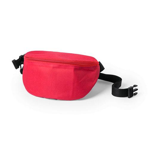 Fannypack bedrukken rood