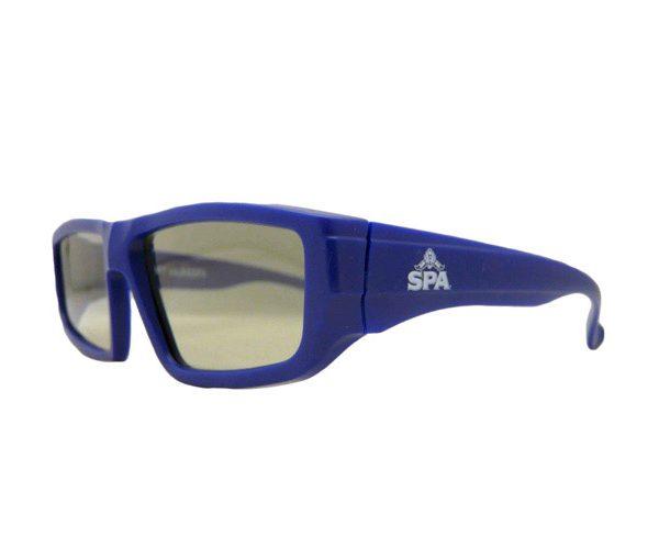 Gepolariseerde 3D brillen bedrukken spa