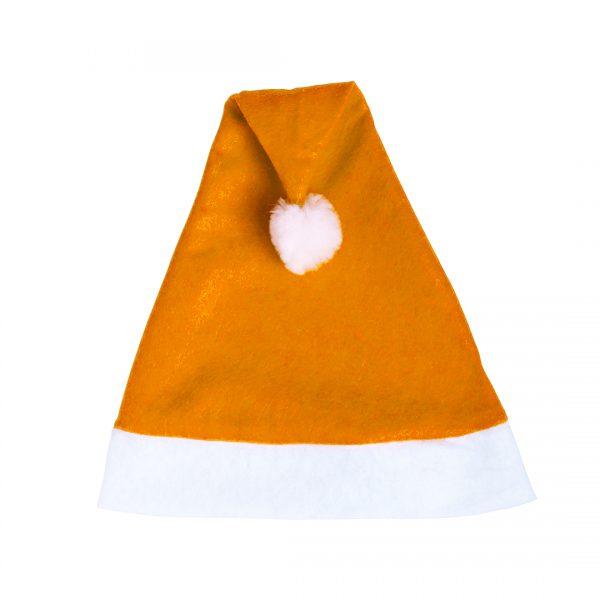 Kerstmusten bedrukken oranje