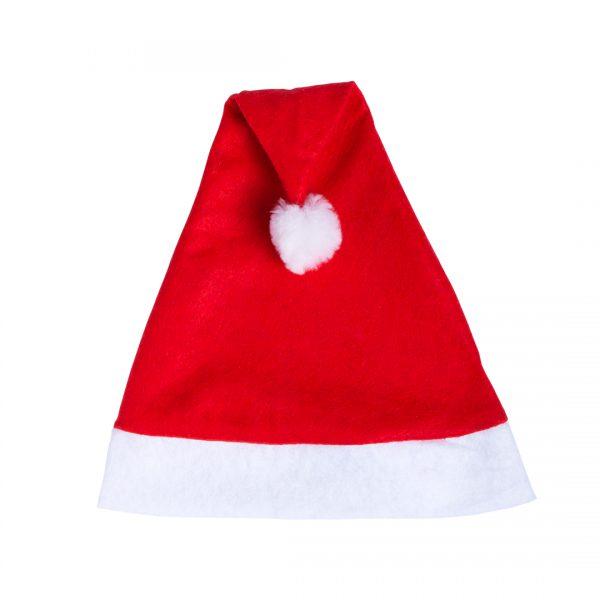 Kerstmutsen bedrukken rood