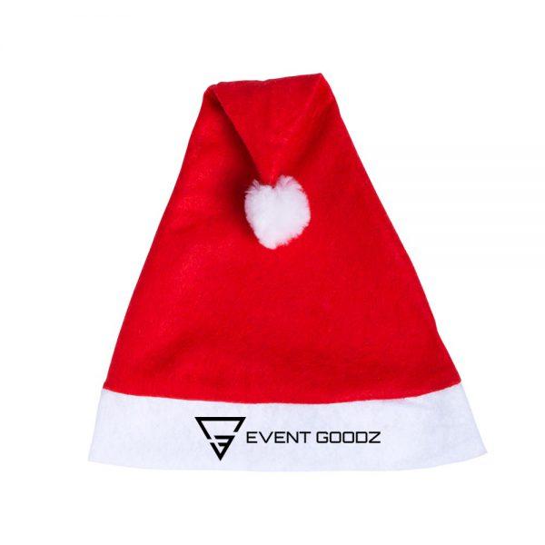 Kerstmutsen bedrukken rood eventgoodz