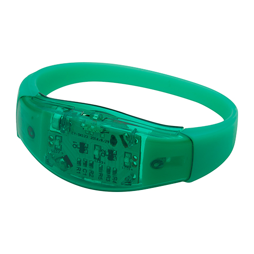 LED lichtgevende armband groen