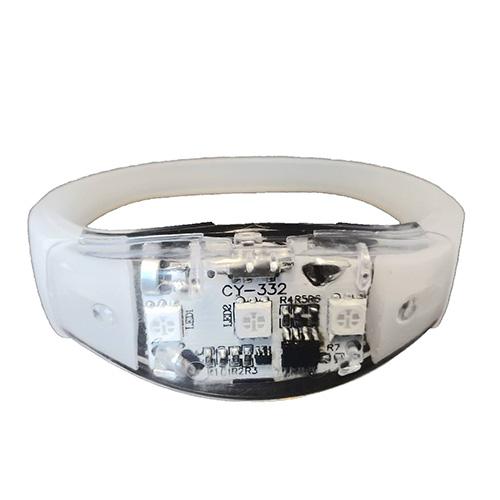 LED lichtgevende armband multicolor