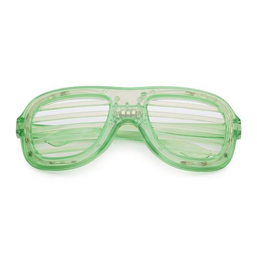 LED shutter bril bedrukken