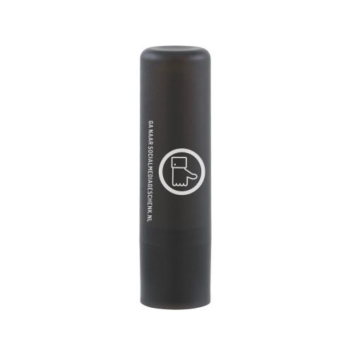 Lippenbalsem bedrukken zwart