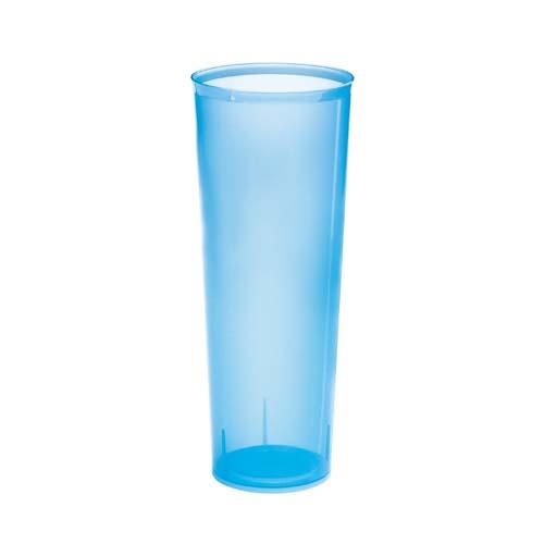 Long drink beker 300ml bedrukken blauw
