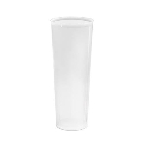 Long drink beker 300ml bedrukken transparant