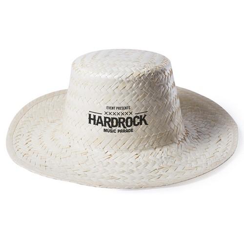 Mexicaanse hoed bedrukken naturel