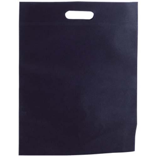 Plastic tas tot 5kg bedrukken zwart
