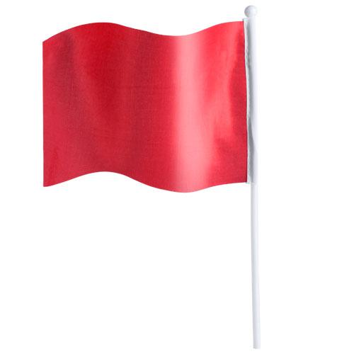Polyester vlaggetjes bedrukken rood