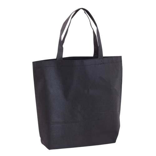 Shopper tas tot 7kg bedrukken zwart