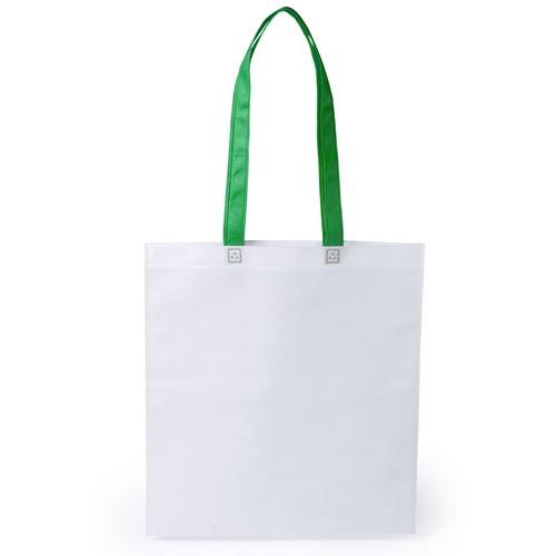 Stijlvolle shopper tas bedrukken groen