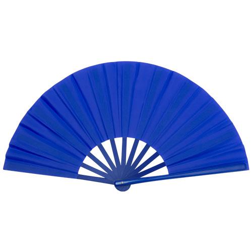 Waaier maxi formaat bedrukken blauw