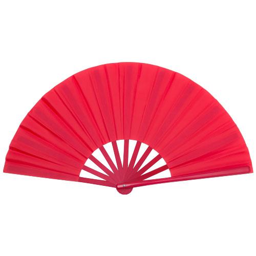 Waaier maxi formaat bedrukken rood