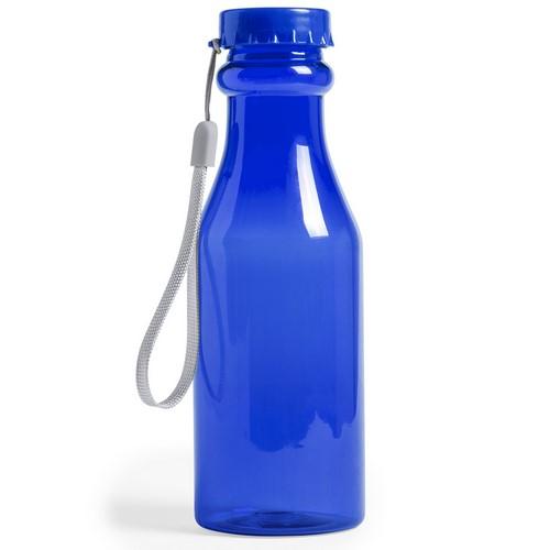 Waterfles 500ml bedrukken blauw