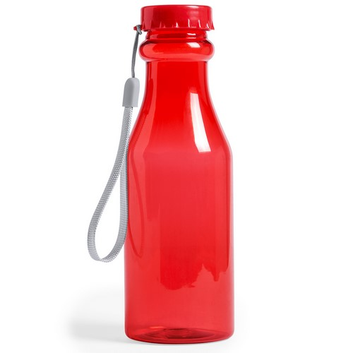 Waterfles 500ml bedrukken rood