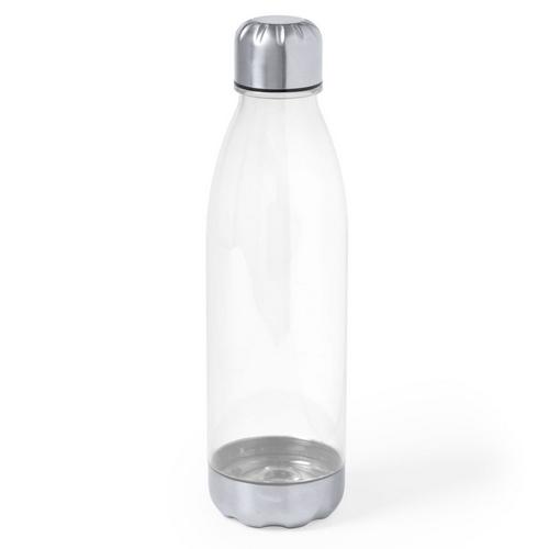 Waterfles met schroefdop 700ml bedrukken transparant