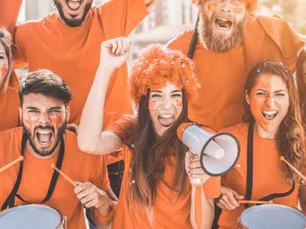 Oranje promotieartikelen