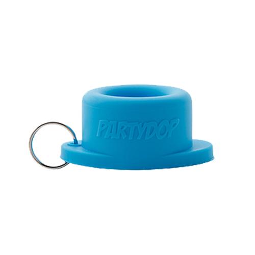 Universele partydop blauw
