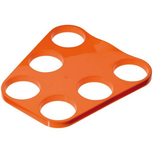Dienblad bedrukken oranje