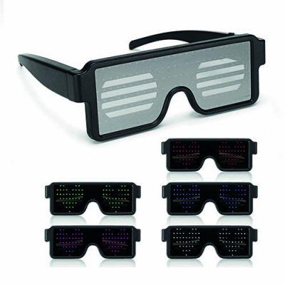 LED bril display basic kleuren