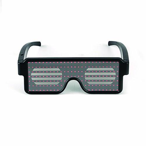 LED bril display voorkant
