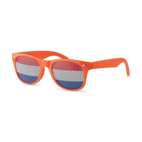Pinhole bril vlag nederland zijkant