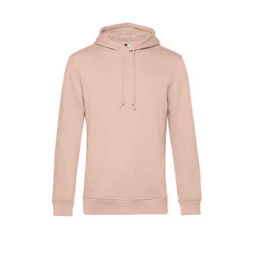 Basic hoodie organisch unisex pastel roze