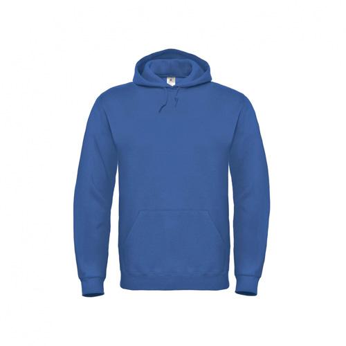 Basic-hoodie-unisex-blauw