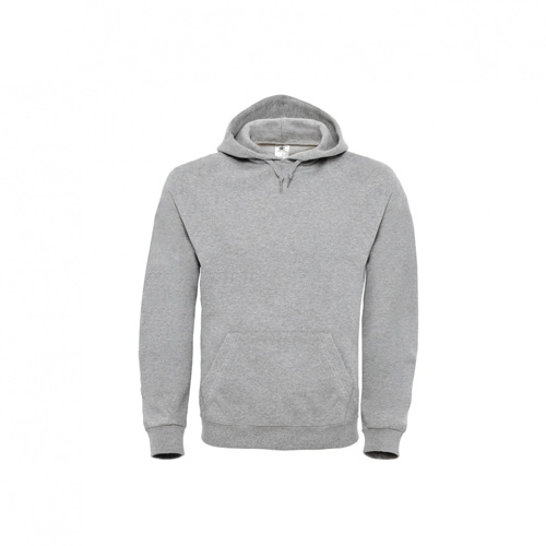 Basic-hoodie-unisex-grijs
