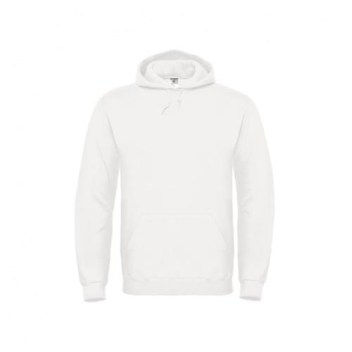 Basic-hoodie-unisex-wit