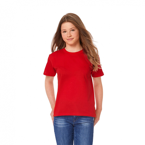 Basic t-shirt kids bedrukken