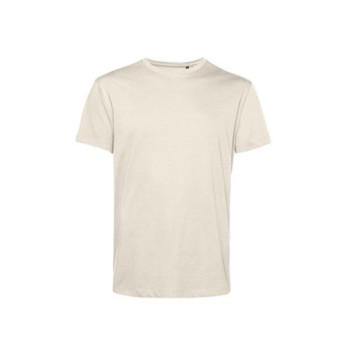 Basic t-shirt organisch gebroken wit
