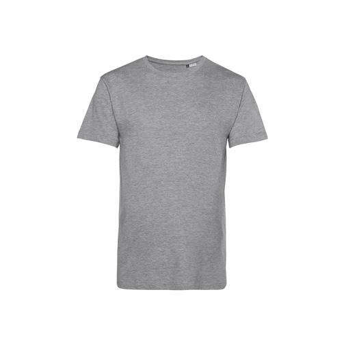 Basic t-shirt organisch grijs