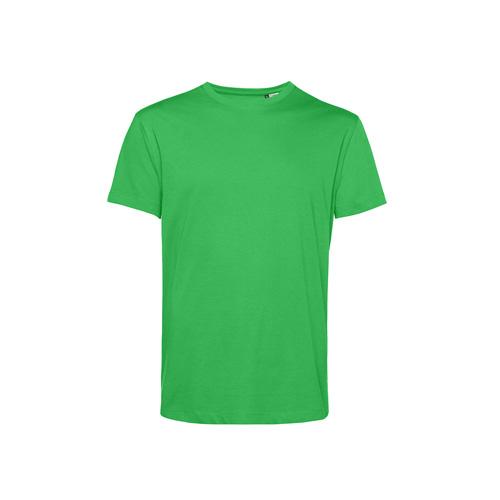 Basic t-shirt organisch groen