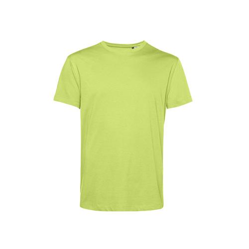 Basic t-shirt organisch lichtgroen