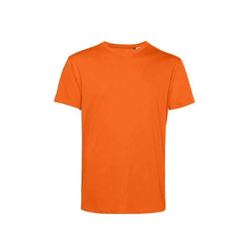 Basic t-shirt organisch oranje
