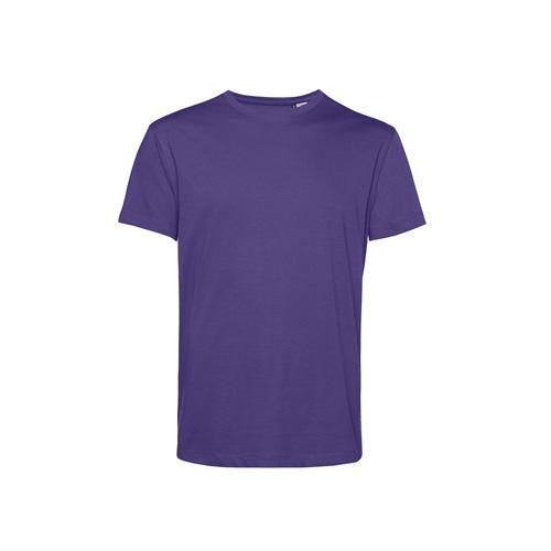 Basic t-shirt organisch paars