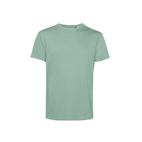 Basic t-shirt organisch pastel groen